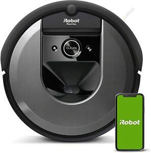 iRobot Roomba I7 7150 Black Robot Vacuum Cleaner