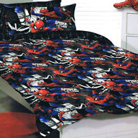 Spiderman - Marvel - Thwip! - Single/US Twin Bed Quilt Doona Duvet Cover set