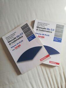 manuale blu 2.0 di matematica vol. 3 A+B PLUS trifone anna 9788808696649