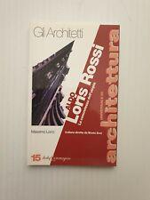 architettura LOCCI 1997 TESTO&IMMAGINE Aldo Loris Rossi La Concretezza dell'...