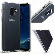 Coverup© Retail Box Impact Resistant Case Smoke Black Gel Samsung Galaxy S9