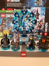 Lego Dimensions Xbox One Starter Pack - Portal - Game Disc - Characters