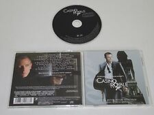 DAVID ARNOLD/CASINO ROYALE - OMP SOUNDTRACK(SONY MUSIC SICP 1179) JAPAN CD ALBUM