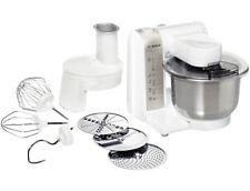ORIGINAL BOSCH Küchenmaschine MUM48W1 mit Edelstahlschüssel, 600 Watt