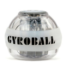 Gyroscope Sports Ball Gyro Wrist Arm Exercise Force Ball With Lights Keep Health