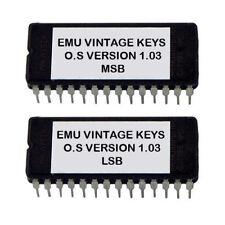 E-mu Vintage Keys Version 1.03 firmware latest OS update