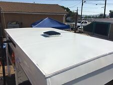 Replacement Pop Up Camper and Tent Trailer Roofs