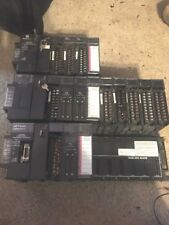 Lot of GE Fanuc input and output modules, bases, power supplies, etc 25 items
