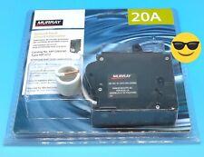 Lot of 10 New Circuit Breakers Murray MP120GFA 20 Amp Self Test GFCI MP120GF