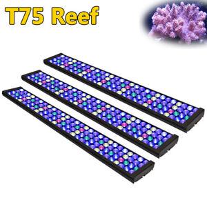 PopBloom Aquarium Led Lighting Full Spectrum Saltwater Coral Reef Marine Light