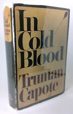 """In Cold Blood"" by Truman Capote, 1st Edition 1st Printing"