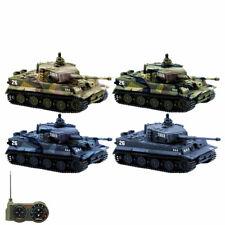 Defekt - RC ferngesteuerter Tiger I, Panzer-Modell Fahrzeug mit Kampf-Modus 2117