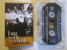 Open All Nite by Big Tent Revival Christian Cassette