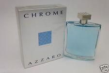 AZZARO CHROME Eau De Toilette 200 ml Neu Originalverpackt
