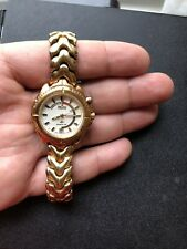 Womens SEIKO KINETIC SPORTS 100  3M22  Lumibrite dial READ Is Not Working .