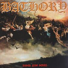 Bathory BLOOD FIRE DEATH 180g QUORTHON Black Mark NEW SEALED VINYL LP