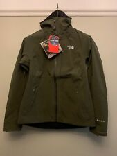 North Face Women's Apex Flex GoreTex 2.0 Jacket, Green, M New With Tags RRP £250