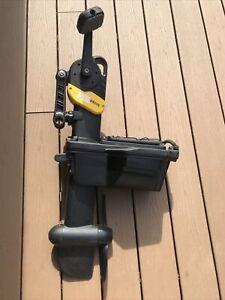 Ocean Kayak Malibu Boxed Pedal Console New Bent Pedal
