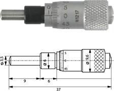 Einbaumessschraube 0-6,5 mm ballig, Einbaumikrometer, 10-000-065-100-B