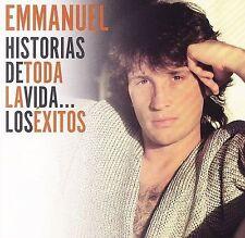 Emmanuel : Historias De Toda La Vida: Los Exitos CD
