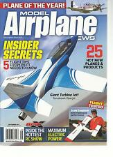 MODEL AIRPLANE NEWS,  SEPTEMBER, 2013 ( PLANE OF THE YEAR ! * INSIDER SECRETS )