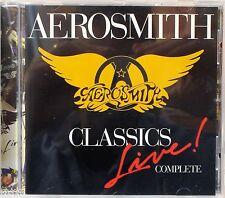 Aerosmith - Classics Live! Complete (Live Recording) (CD 1998)