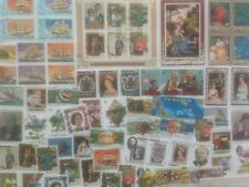 25 Different Penrhyn Stamp Collection
