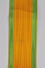 Ruban de la Médaille Militaire, 14 cm,  tissage années 50