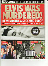 ELVIS PRESLEY WAS MURDERED ENQUIRER 2013 AUTOPSY COVERUP KNEW TOO MUCH PRISCILLA