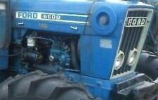 For Ford 256 Cid Diesel Overhaul Kit In Frame 5600 5700 6600 6700