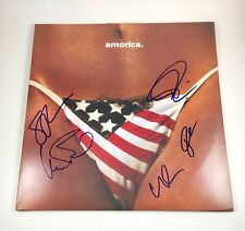 The Black Crowes Signed Autographed Amorica Vinyl Album PROOF COA