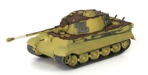 1/72 DRAGON ARMOR 60400 1/72 Kingtiger Henschel Turret s.H.Pz.Abt.509 NEW