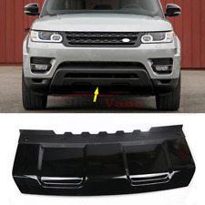 Front ABS skid plate bumper board trim For Land Rover Range Rover Sport 2014-17
