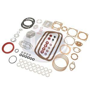 1300-1600 VW Complete Engine Gasket Kit w/ Crankshaft Seal Elring Made Germany