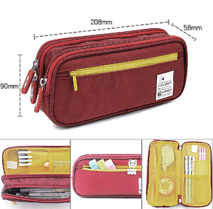 Creative pencil case, stationery, cute pencil case for boys and girls