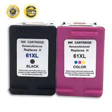 Combo Pack For HP 61XL Ink Cartridges HP DeskJet 2540 3050 3051 3052 3054 3055