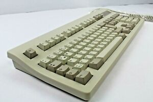 Vintage DEC Digital PCXAL-AG PS/2 German Computer Keyboard NOS