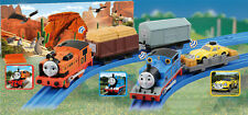 NIA THOMAS & ACE Adventure Pack TOMY Trackmaster Tank Friends Plarail FAST SHIP!