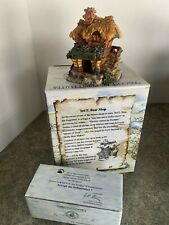 Boyds Bearly Built Villages Ted E. Bear Shop