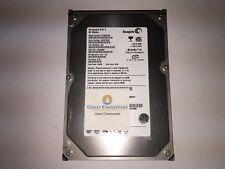 "Seagate ST380023A Barracuda ATA V 80GB IDE 7200RPM 3.5"" HDD TESTED & Wiped!"