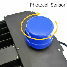 Twist Lock Photocell Sensor Outdoor Led Parking Lot Lights Dusk To Dawn Light