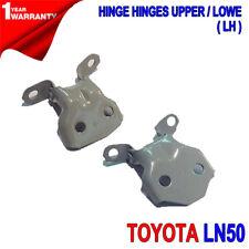 FOR TOYOTA HILUX LN50 MK2 1984-88 STEEL DOOR HINGE HINGES UPPER x1 / LOWEx1 (LH)