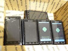Lot of 18 Motorola Droid & Droid 2 Verizon Smartphones Most Power On AS-IS