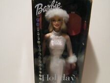 """2001 Mattel Barbie Holiday Excitement 11.5"""" Doll New in Box"""