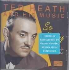 TED HEATH - SO EASY NEW CD