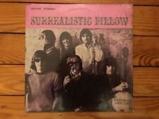Jefferson Airplane ‎– Surrealistic Pillow 1967 RCA LSP-3766 Jacket VG+ Vinyl NM-