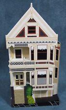 Shelia's Wooden House 718 Steiner Street Postcard Row San Francisco California