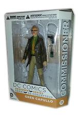 DC Comics Designer series el Comisionado Gordon Action Figure dc greg Capullo