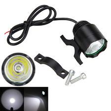 30W LED Motorrad HAUPT Spot Fog Scheinwerfer Auto Offroad Licht Weiß 12V