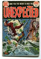 Unexpected 149 VG+ Horror Dc Comics  CBX7A